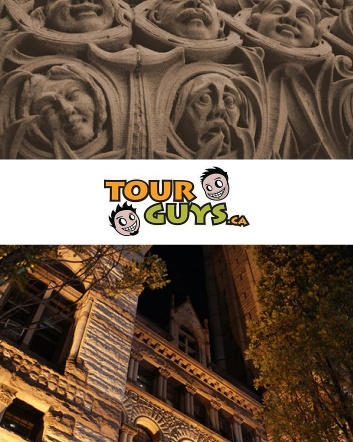 $15 for a Walking Ghost Tour of Toronto