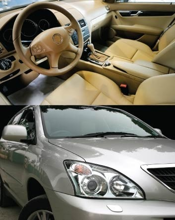 $25 for an Auto Detailing Package