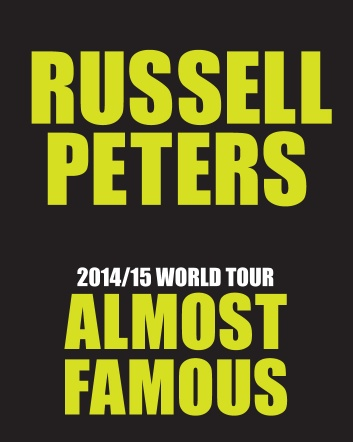 18% Off Russell Peters Live
