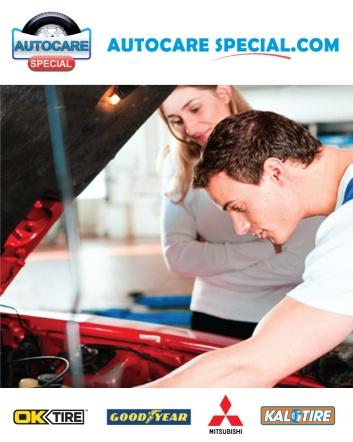 91% Off Auto Service Package