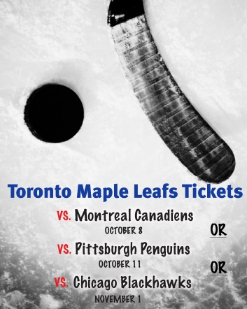 21% Off Toronto Maple Leafs