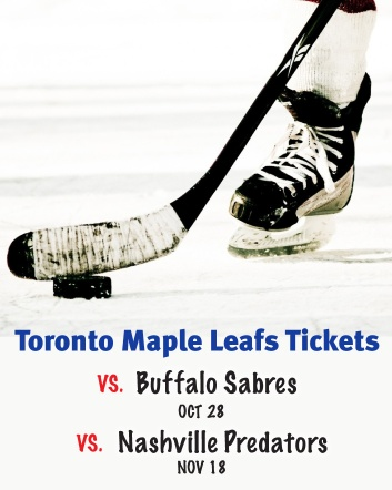 20% Off Toronto Maple Leafs