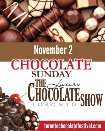 50% Off Luxury Chocolate Show