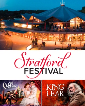86% Off Stratford Festival Plays