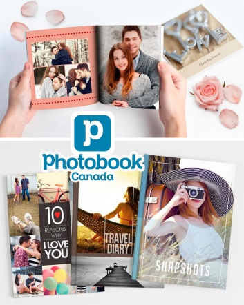 $6 and Up for a 40-Page Personalized Photobook - Choose from 5 Different Sizes!