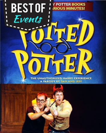 Up to 30% Off Tickets to the Harry Potter Parody