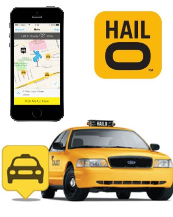 $2.50 for $15 Credit Towards Hailo Taxi Ride for New and Existing Clients OR $3 for $25 Credit...