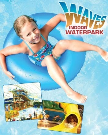 45% Off Indoor Waterpark Pass