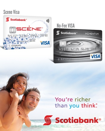 Get Up to a $50 Gift Card or $85 in Buytopia Credit Upon Approval of a Scotia Momentum® No-Fee...
