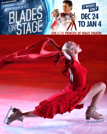 Up to 47% Off Tickets to Blades on Stage: A Broadway Holiday Spectacular from December 24-January...