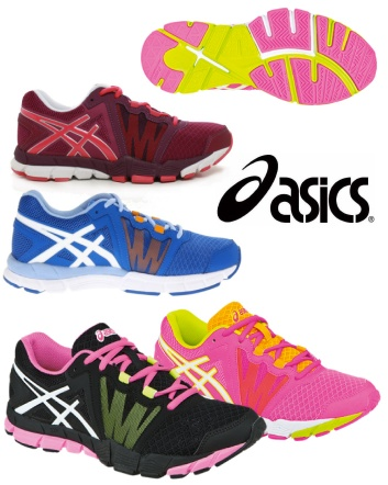 $89 for a Pair of ASICS Gel Craze Shoes for Women - Choose from 4 Colours!