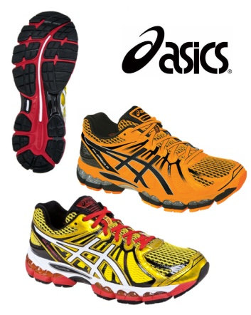 $135 for a Pair of ASICS Gel Nimbus 15 Shoes for Men - Choose from 2 Colours!