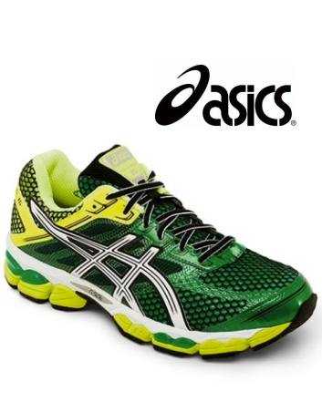 $115 for a Pair of ASICS Gel Cumulus 15 Shoes for Men - Choose from 2 Sizes!