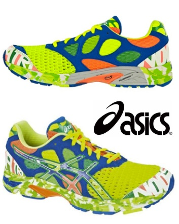 $89 for a Pair of ASICS Gel Noosa Shoes for Men - Choose from 2 Sizes!