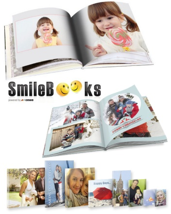 $5 and Up for a 26-Page Soft OR Hard Cover Custom Photo Books - Choose from 3 Different Sizes!