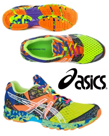$119 for a Pair of ASICS Gel Noosa Tri 8 Shoes for Men - Choose from 6 Sizes!