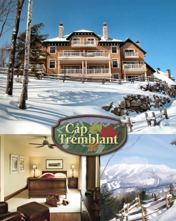 $199 for a 2-Night Luxurious Condo Getaway for Up to 4 People in Tremblant - Multiple Options...