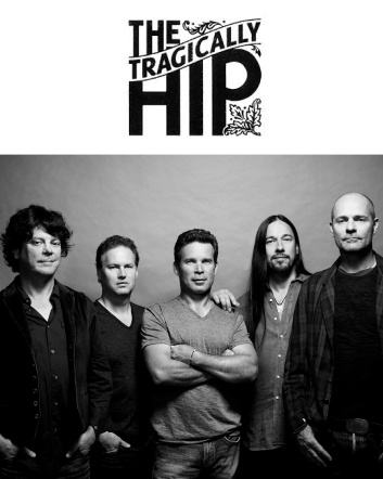 $65 for a 300 Balcony Level OR $149 for a 100 Lower Level Baseline Ticket to the Tragically Hip...