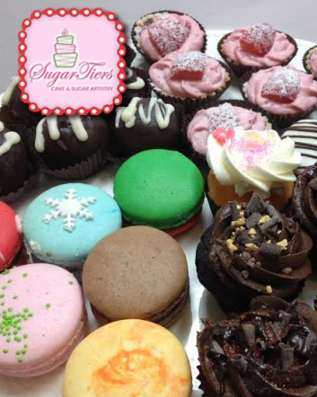 $42 for a 30-Piece Bite Size Dessert Party Platter OR $80 for a 60-Piece Platter