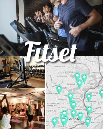$29 for a Fitset Pass including 1 Trial Access to 21 Parter Studios for 6 Months