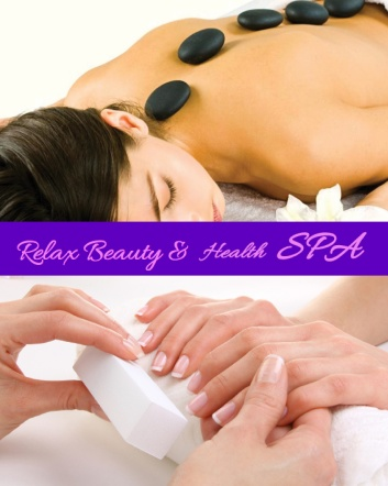 $49 for a Relaxation Spa Package including 60-Minute Hot Stone OR Swedish Massage, 45-Minute...