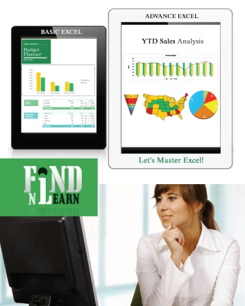 $12 for an Basic and Intermediate Level Online Excel Training Course OR $25 for All Levels