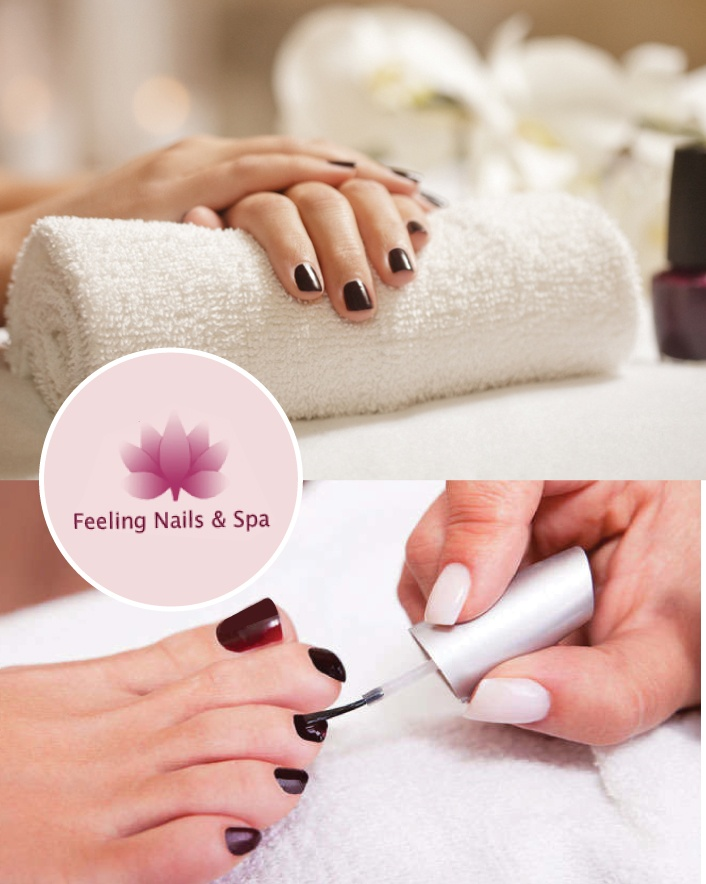 $59 for a Manicure Pedicure, Spa Facial Treatment, and 50-Minute Massage