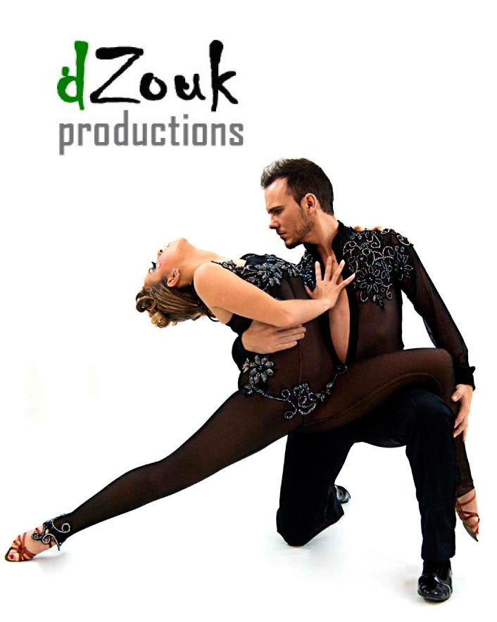 $19 for 1 Month of Modern Brazilian Zouk Classes for 1 OR $29 for 1 Month for 2