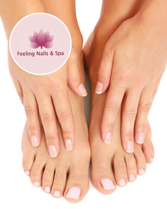 $19 for a Manicure and Pedicure