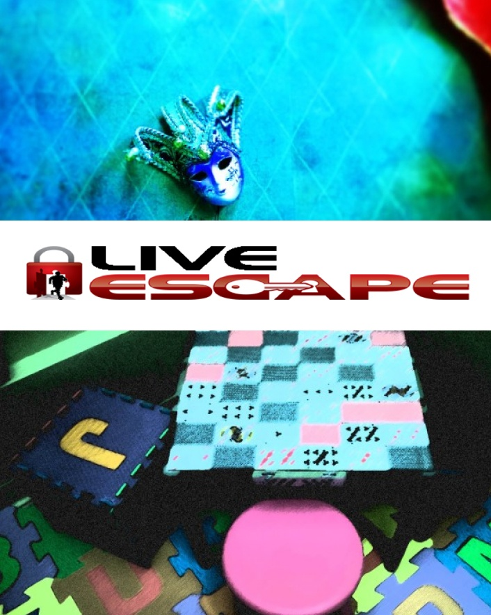 $22 for a Live Escape-the-Room Adventure Game for 2