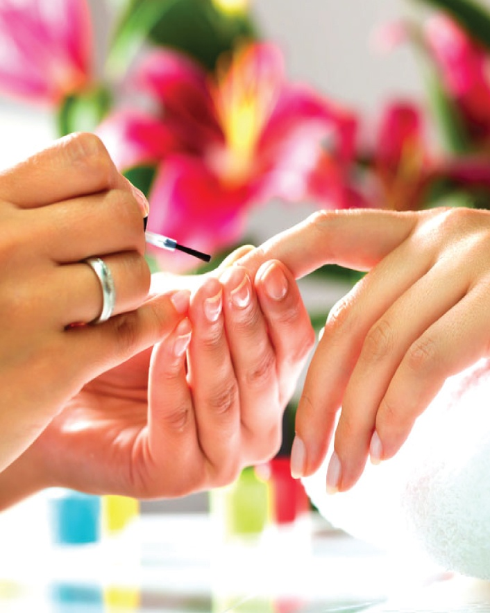$19 for a Spa Manicure and Spa Pedicure OR $29 for a Spa Manicure, Spa Pedicure, and a Choice of...