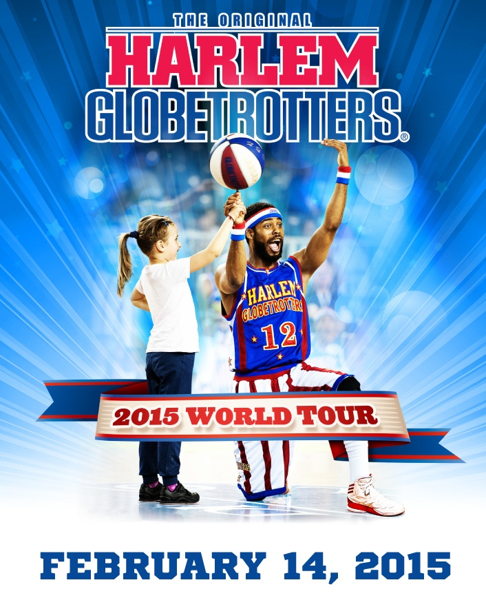 $44 for P3 Level Tickets OR $72 for VIP Tickets to The Harlem Globetrotters at Ricoh Coliseum on...