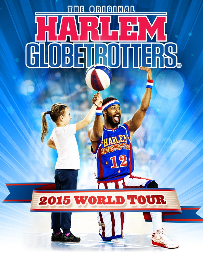 $45 for P3 Level Tickets OR $60 for VIP Tickets to The Harlem Globetrotters at The Hershey Centre...