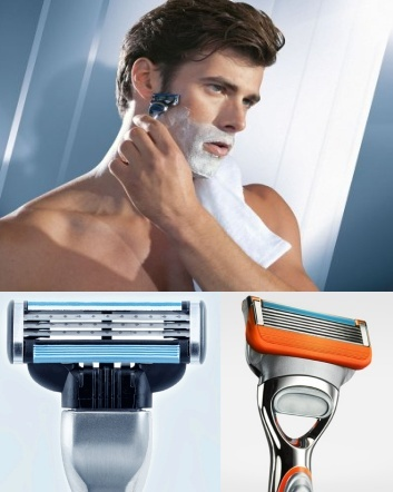$12 for a Pack of 8 Gillette Mach 3 Compatible Razor Blades OR $16 for a Pack of 8 Fusion 5...