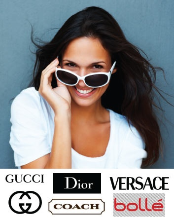 $19 for $250 Towards Designer Wear Prescription Sunglasses and Eyeglasses OR $125 Towards...