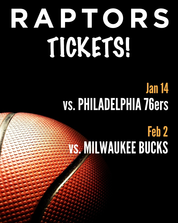 $22 and Up for a Ticket to the Toronto Raptors vs. Philadelphia 76ers OR vs. Washington Wizards...