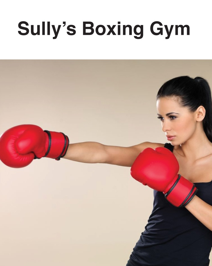 $20 for 20 Boxercise Classes