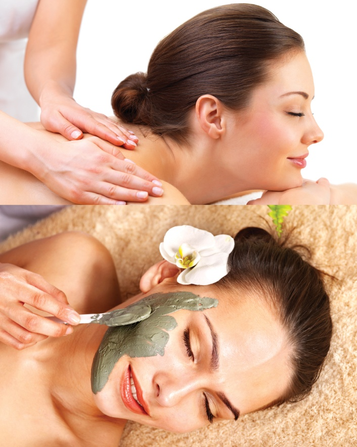 $49 for a Spa Day Package for 1, Includes a 45-Minute Relaxation Massage, 45-Minute Facial, Back...