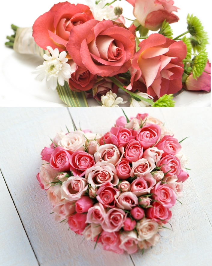 $40 for $80 Worth of Fresh Flowers OR Bouquet of Roses - Delivery Available