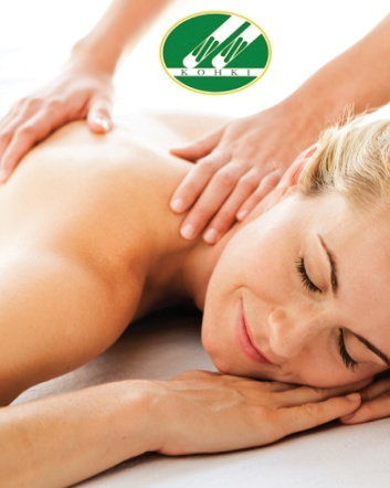 $29 for 60-Minute RMT Massage with Receipt + 50% Off Kohki Therapy Session