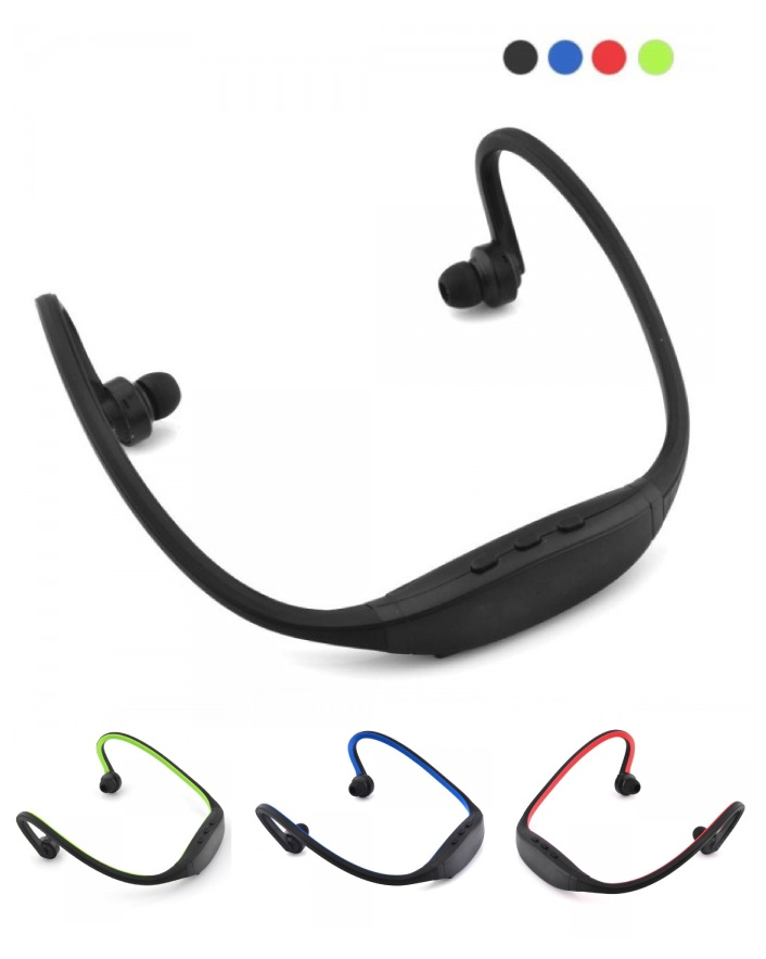 $19 for a Sport Wireless Bluetooth Stereo Headset, Choose from 4 Colours