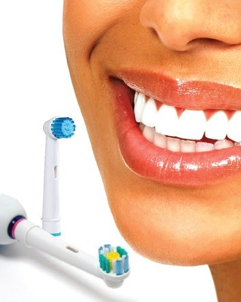 $15 for 12 Replacement Oral B Compatible Toothbrush Heads - Choose from 4 Options!