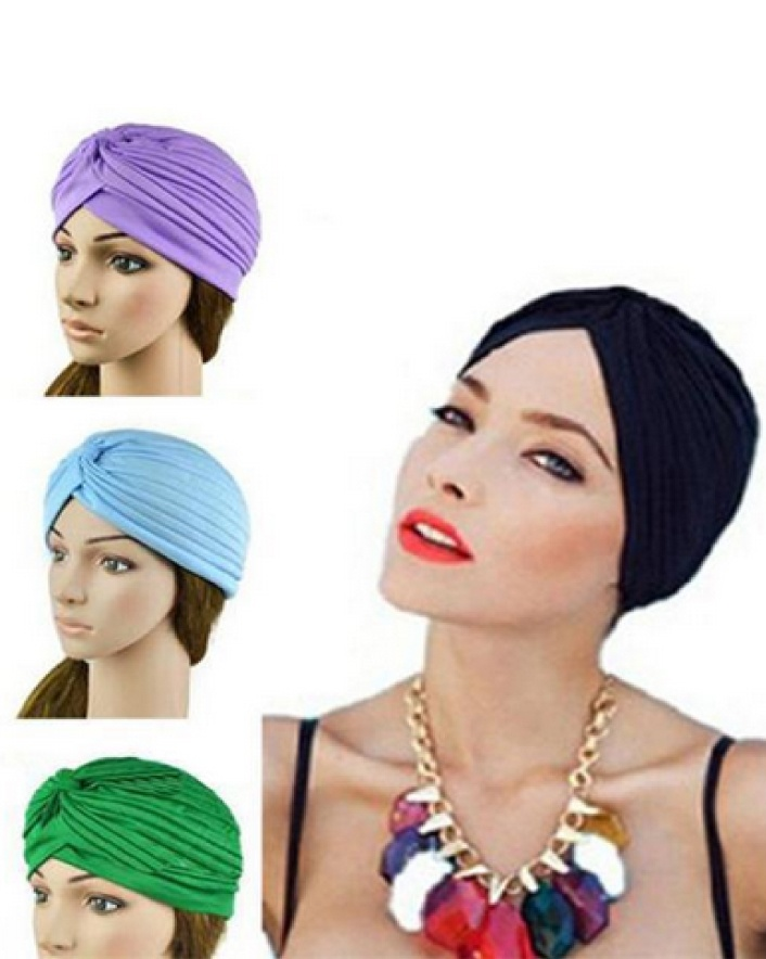 $7 for a Fancy & Unique Beanie for Women OR $11 for 2, Choose from 8 Colours
