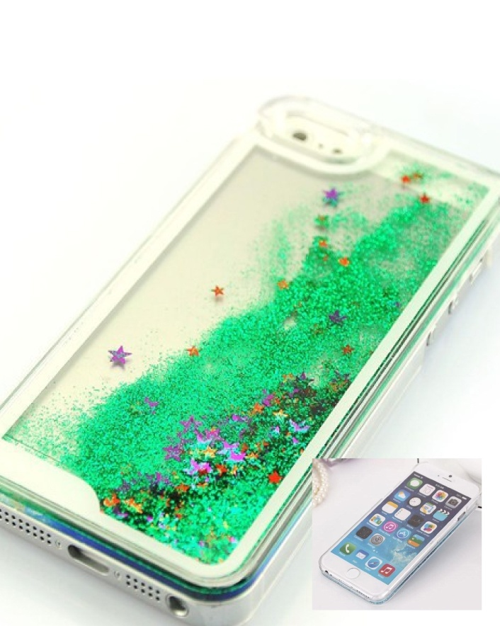 $7 for an iPhone 5 or 6 Liquid Gel Case OR $11.00 for 2, Choose from 4 Colours