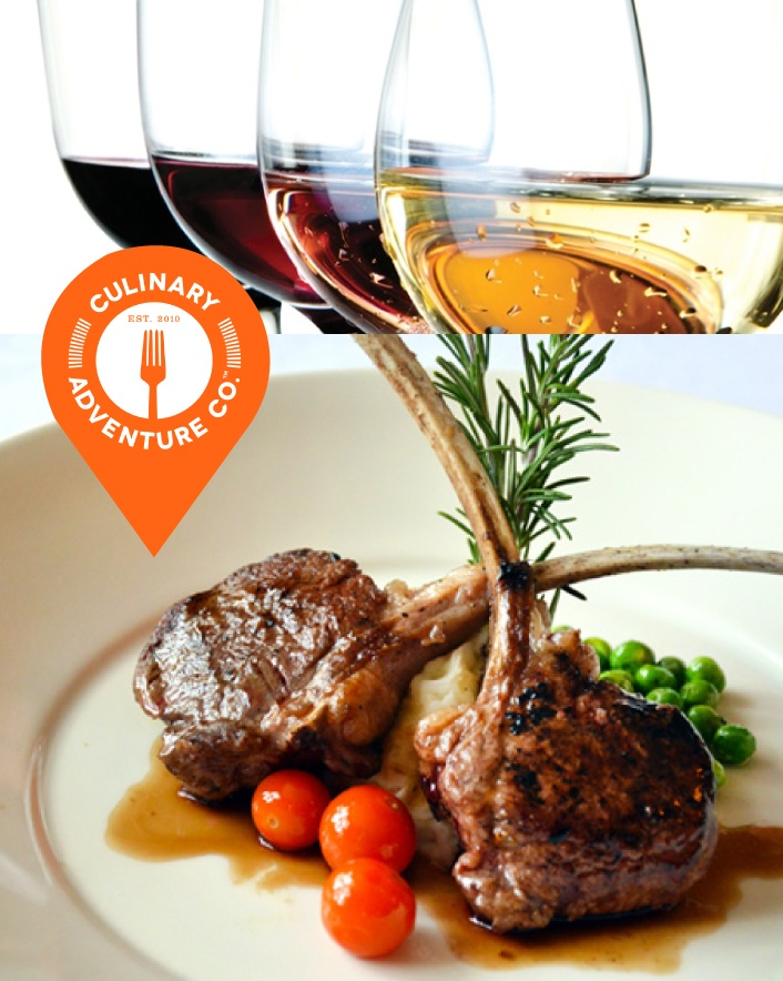 $149 for a Luxurious Couples 7-Course Dinner for 2, Includes Champagne and Wine - Choose Your Date!
