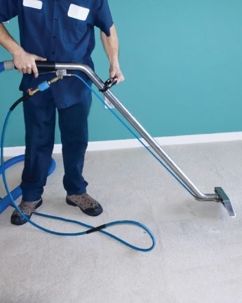 $29 for a Professional Carpet Cleaning for 3 Rooms and a Hallway