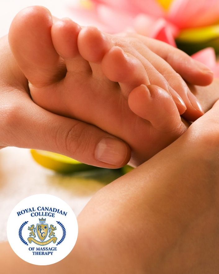 $27 for a 60-Minute Foot-Reflexology Session Including a Warm Foot Bath and More!