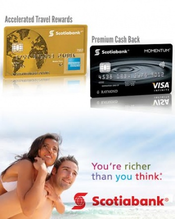 Get Up to a $75 Gift Card or $120 in Buytopia Credit Upon Approval of a Scotiabank®* Gold...
