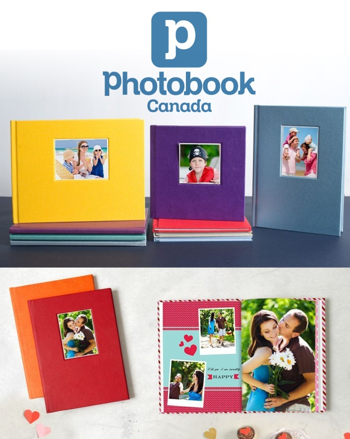 $13 and Up for a 40-Page Personalized Debossed Hardcover Photobook - Choose from 5 Different...