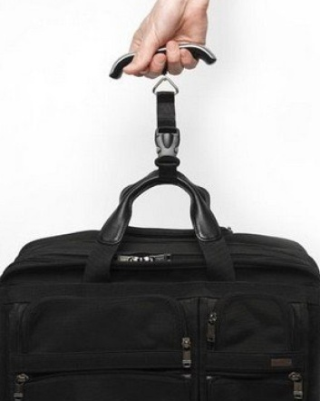 $16 for a 50kg Premium Digital Luggage Scale OR $28 for 2